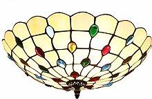 Tiffany-Lampen/Schöne Deckenleuchte im Tiffany