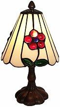 Tiffany Leuchte Jugendstil Lampe Blume 24cm