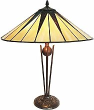 Tiffany Leuchte Wohnzimmer Lampe Jugendstil