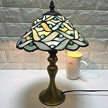 Tiffany Stil Schreibtischlampe moderne