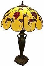 Tiffany-Stil Tischlampe Schreibtischlampe aus