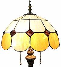 Tiffany Style Hohe 64 Zoll Klassische mediterrane