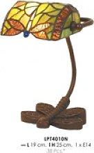 Tiffany Tischleuchte Durchmesser 19cm, Höhe 25cm