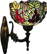 Tiffany Wandleuchte Europäische Barocklampe