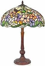 Tiffanytischlampe, Schreibtischlampe,