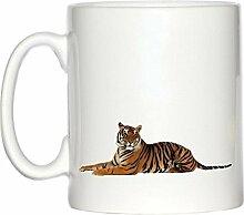 Tiger Bild Design Becher