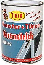 Tiger Fenster- und Türen Voranstrich weiss