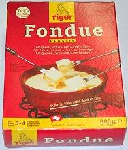 Tiger Fondue 800g