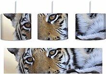 Tiger inkl. Lampenfassung E27, Lampe mit