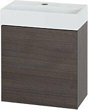 Tiger Items Handwaschbecken-Set, Holz,