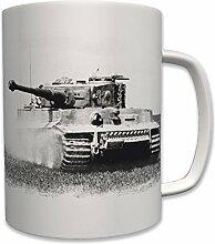 Tiger Panzer Foto Panzerkampfwagen Deutscher Panzer Wk2 - Tasse Becher Kaffee #6224