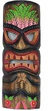 Tiki Maske 30cm im Hawaii Style Wandmaske