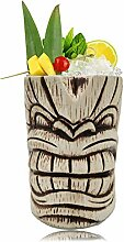 Tiki Mugs – Tiki Tiki Tasse, Keramik, 450 ml,