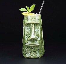 Tiki-Tassen für Cocktail, Tiki-Bar, Tiki-Gläser,