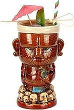 Tiki Tiki Tiki Becher aus Keramik, für