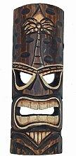 Tiki Wandmaske 30cm im Hawaii Style Maske