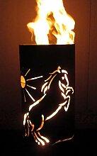 Tiko-Metalldesign Feuertonne/Feuerkorb,