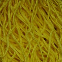 TikTakToo DEKO Netz Größen zur Auswahl (gelb,