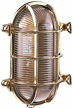 Tilbury Schiffslampe schiffsleuchten Gitter lampe