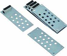 Tile Rite mag439Tile Access Panel Magnete, silber