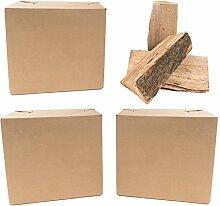 Timber MacPom 3 Pakete Premium- Kamin Brennholz