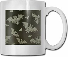 Timdle Porzellan Kaffeetasse Bat Sourpuss Bowler