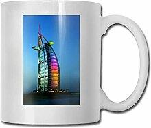 Timdle Porzellan-Kaffeetasse Bunte