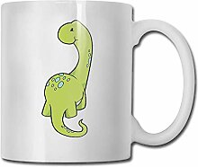 Timdle Porzellan Kaffeetasse Dinosaurier Süße