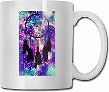 Timdle Porzellan-Kaffeetasse Galaxy Feather