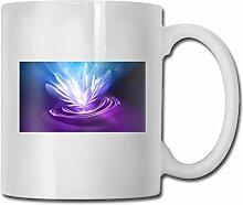 Timdle Porzellan Kaffeetasse Lily Shadow Shine