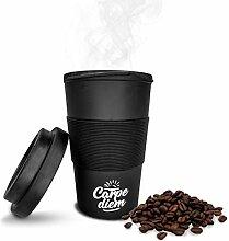 Timeler ® Kaffee to Go Becher aus nachhaltigen