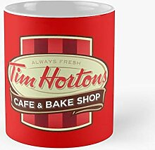 Timmies Canadian Hortons Coffee Timmy Canada Tim