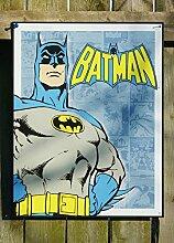 Tin Sign Batman Retro Panels BLECHSCHILD USA GROß