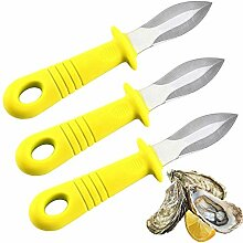 TinaWood Austernmesser für Meeresfrüchte, mit