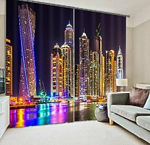 TINE HOME CURTAINS Thermo-Vorhang Drape 3D Foto