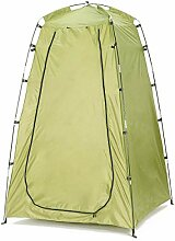 Ting WU Tragbare Outdoor-Angeln Zelt Camping