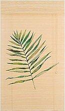 TINGTING Fensterläden, Bambus Jalousien Griff
