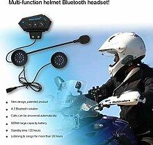 TINGTING529 TING529 Motorradhelm Bluetooth Headset