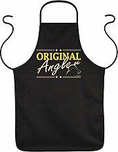 Tini - Shirts Coole Schürze für Angler und