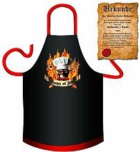 Tini - Shirts Die Kochschürze für Piraten in der