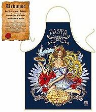 Tini - Shirts Die Perfekte Kochschürze für Pasta