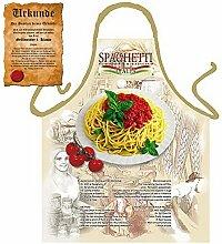 Tini - Shirts Italienische Kochschürze für Nudel