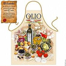 Tini - Shirts Italienische Kochschürze für Öl