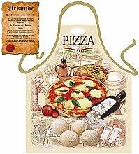 Tini - Shirts Italienische Kochschürze für Pizza