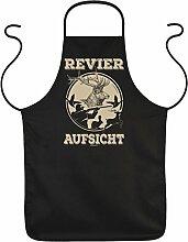 Tini - Shirts Jäger Sprüche-Schürze - Jagdsport