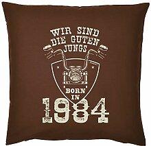 Tini - Shirts Kissen 35 Geburtstag - Geschenk-Idee