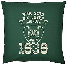 Tini - Shirts Kissen 80 Geburtstag - Geschenk-Idee
