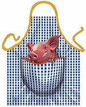 Tini - Shirts Lustige Kochschürze mit einem