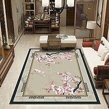Tinte im chinesischen Stil Sofa Couchtisch Matte