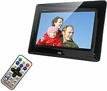 TIREOW 7 Zoll HD LCD Digitalfotorahmen